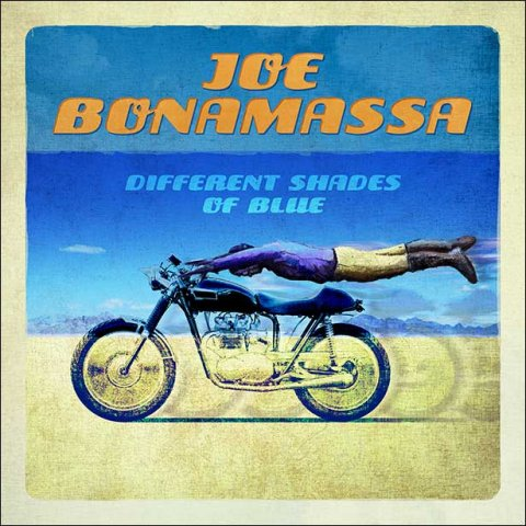 3c633ca0ea2f Joe Bonamassa – Different Shades Of Blue